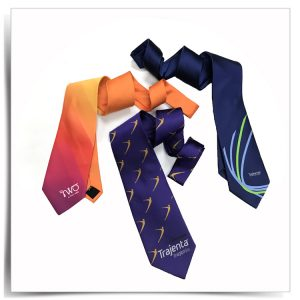 Creative Corporate Tie